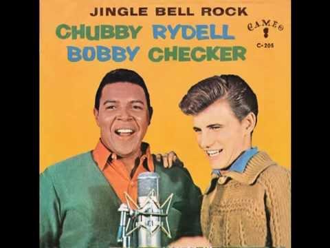 "Chubby Checker & Bobby Rydell – ""Jingle Bell Rock"" (Cameo) 1961"