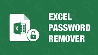 Excel Password Remover - How to Remove Microsoft Excel Worksheet Password
