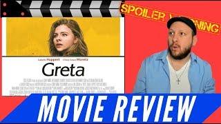 Greta Movie Spoiler Review