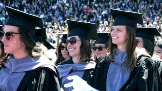 Commencement 2017 Highlight Reel