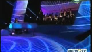 Mike Mohede  & Aimee Saras - Merpati Putih Selamanya Cinta Bukan Cinta Biasa  Jablay