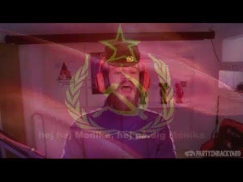 PewDiePie - Hej Monika but it's USSR russian communist propaganda