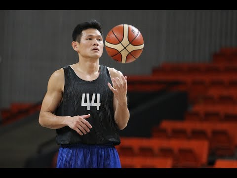 KL SEA Games: Basketball veteran wants gold in his fourth appearance