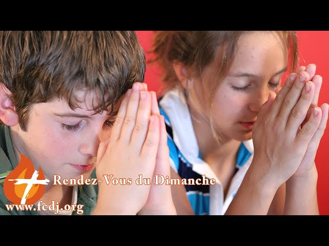 Dans l'humilité, tu reçois la sagesse et le discernement (6 septembre 2020)