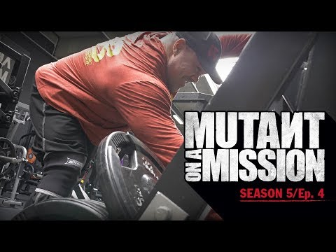MUTANT ON A MISSION - Fox Gym, Netherlands
