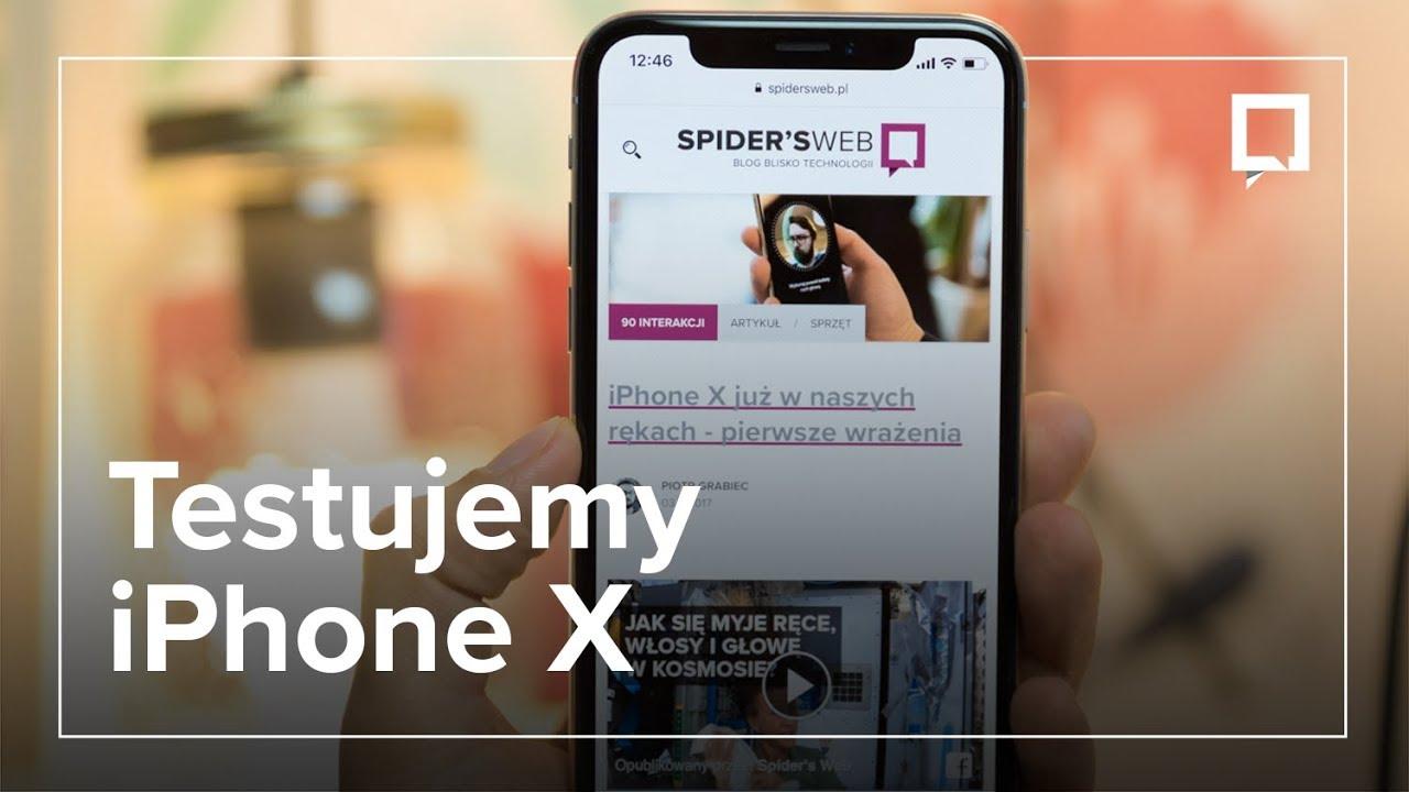 iPhone X – pierwsze wrażenia po kilku godzinach