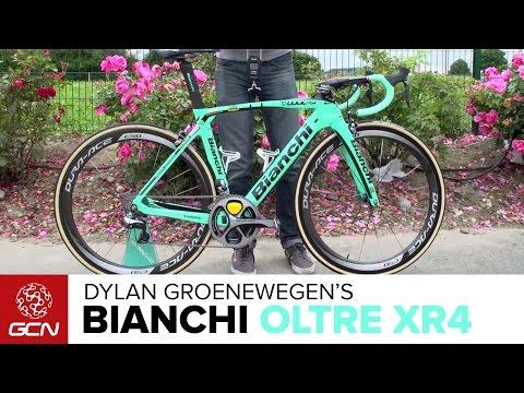 Dylan Groenewegen's NEW Bianchi Oltre XR4 | Tour De France 2016