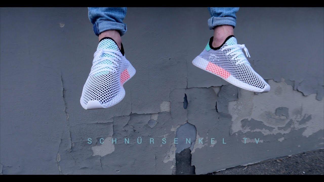 Adidas On AlltagstauglichKaufempfehlungUnboxing Feet Deerupt Review German Testet rBQdohxtsC
