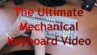 Скачать The Ultimate Mechanical Keyboard Video Keyboard ASMR