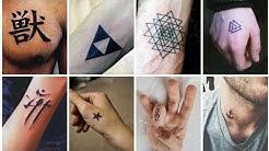 30+ Simple Small Tattoos Design Ideas For Men 2020 | Best Men's Small Tattoo Designs 2020!
