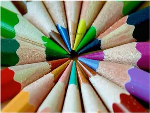 I colori secondari in Italiano - The secondary colors in Italian