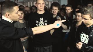 Oxxxymiron и быстрый раунд!