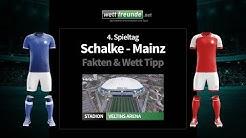 Bundesliga Prognose & Wett-Tipp: Schalke - Mainz | 2019/20
