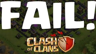 Der größte Clash of Clans Fail ever || Let's Play COC [Deutsch/German HD]