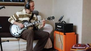 Slow blues on Bm - Blackstar HT-5