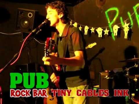 Tiny Cables Ink 10/04/2009 Pub Fiction Bar