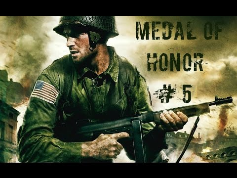 Medal  of Honor игра 1999  (2 серия) Ностальгируем