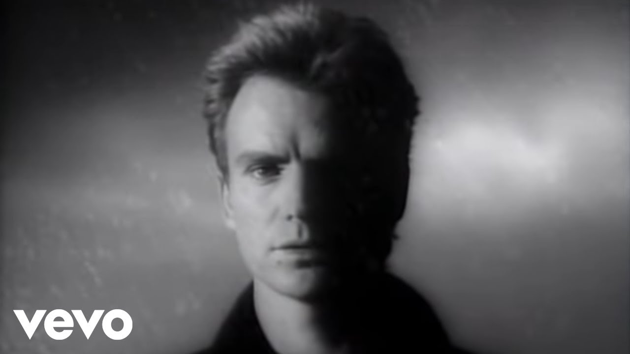 Sting Russian From The Album 88