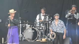 Kid Creole & The Coconuts @ Nostalgie Beach Festival 2014