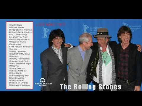 The Rolling Stones Greatest Hits Album Live || The Best Songs Of The Rolling Stones Nonstop