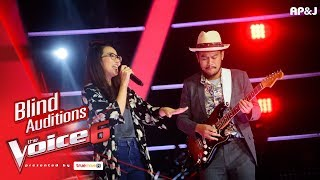 เดียร์ - Feel like makin' love - Blind Auditions - The Voice Thailand 6 - 10 Dec 2017