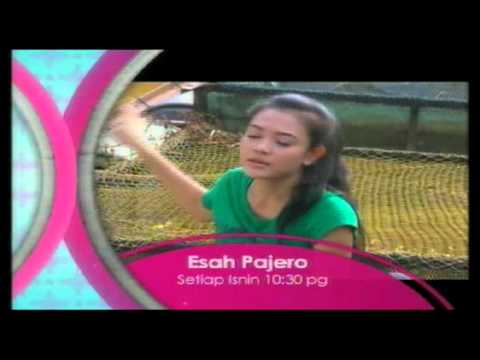 Promo Esah Pajero (Senda Pagi) @ Tv3! (1/10/2012) Setiap Isnin - 10.30 pagi