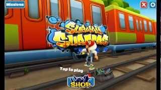 Subway Surfers - Review Juego GRATIS para PC