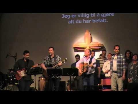 """Evangeliesenteret  """"Kjære Gud Hør Min Bønn"""" Nytt Liv Bryne 2014"""