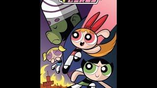 Powerpuff Month   The Comic Vault   PPG #1-6 2013