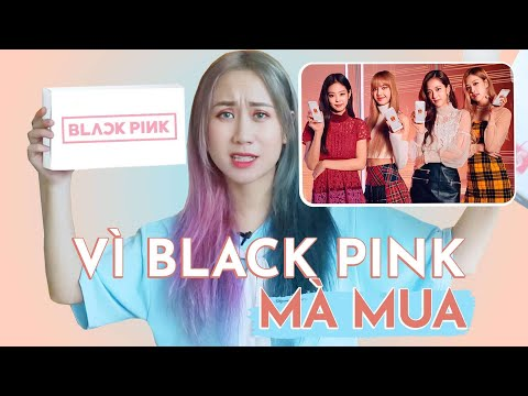 VÌ BLACK PINK MÀ MUA SẮM ĐIÊN CUỒNG | BLACK PINK SHOPEE | HƯƠNG WITCH