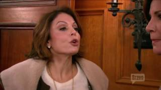Hypocrite Moment in the Berkshires - Bethenny Frankel is the Self-Proclaimed, 2nd Biggest Sl*t