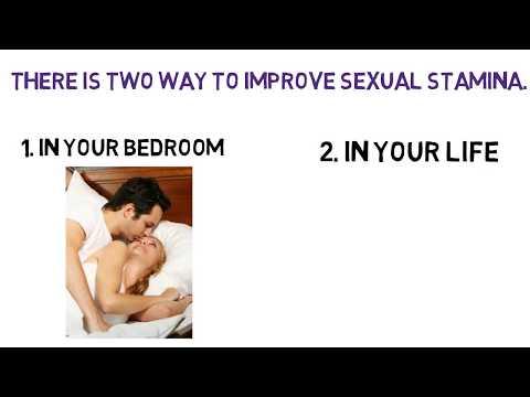 How to Increase Sexual Stamina and Sex Power in Men  । सेक्स करने की क्षमता बढ़ाने के तरीके । Hindi