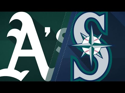 4/13/18: Haniger, Vogelbach lead Mariners to 7-4 win