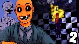 WORKING WITH THE PURPLE MAN... || Dayshift at Freddy's 3 (Five Nights at Freddys)