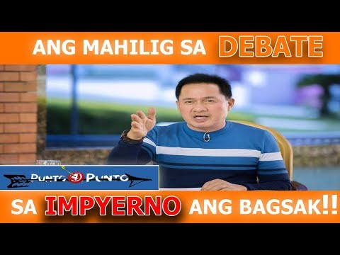 ang dating daan debate latest