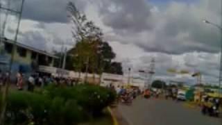 vuelta ciclistica a venezuela tramo aragua de barcelona la pascua