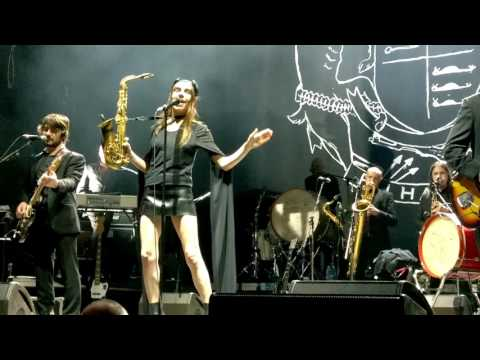 PJ Harvey - Live in Moscow (full concert) 18.06.2016