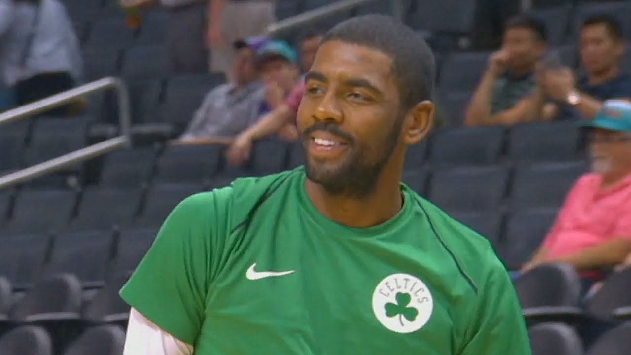 9756c3720a7b Kyrie Irving Says Boston is Better than Cleveland and Cleveland Cavaliers  Fans Respond