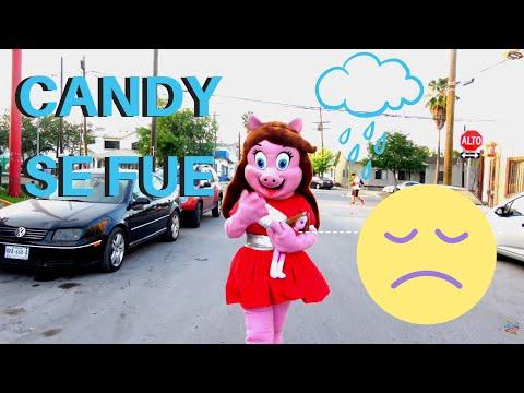Candy Se Fue - Megafantastico Tv Show
