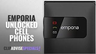 Top 5 Emporia Unlocked Cell Phones [2018 Best Sellers]: Emporia Flip basic noir