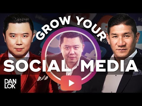 How To Grow Your Social Media