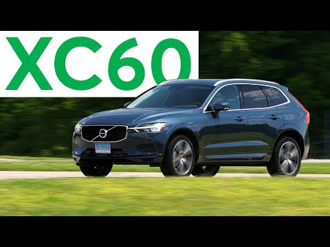 4K Review: 2018 Volvo XC60 Quick Drive | Consumer Reports