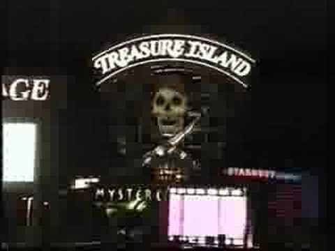CloseUps of Some Las Vegas Casinos  Late 1994 pt 2 of 2!