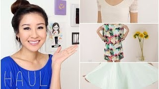 Summer Fashion Haul - Nasty Gal, Forever 21, Choies (Try On!) Thumbnail