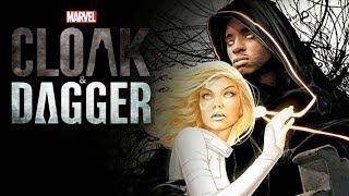 "Marvel's Cloak and Dagger ""Comic Book vs. TV Show"" Featurette (HD)"