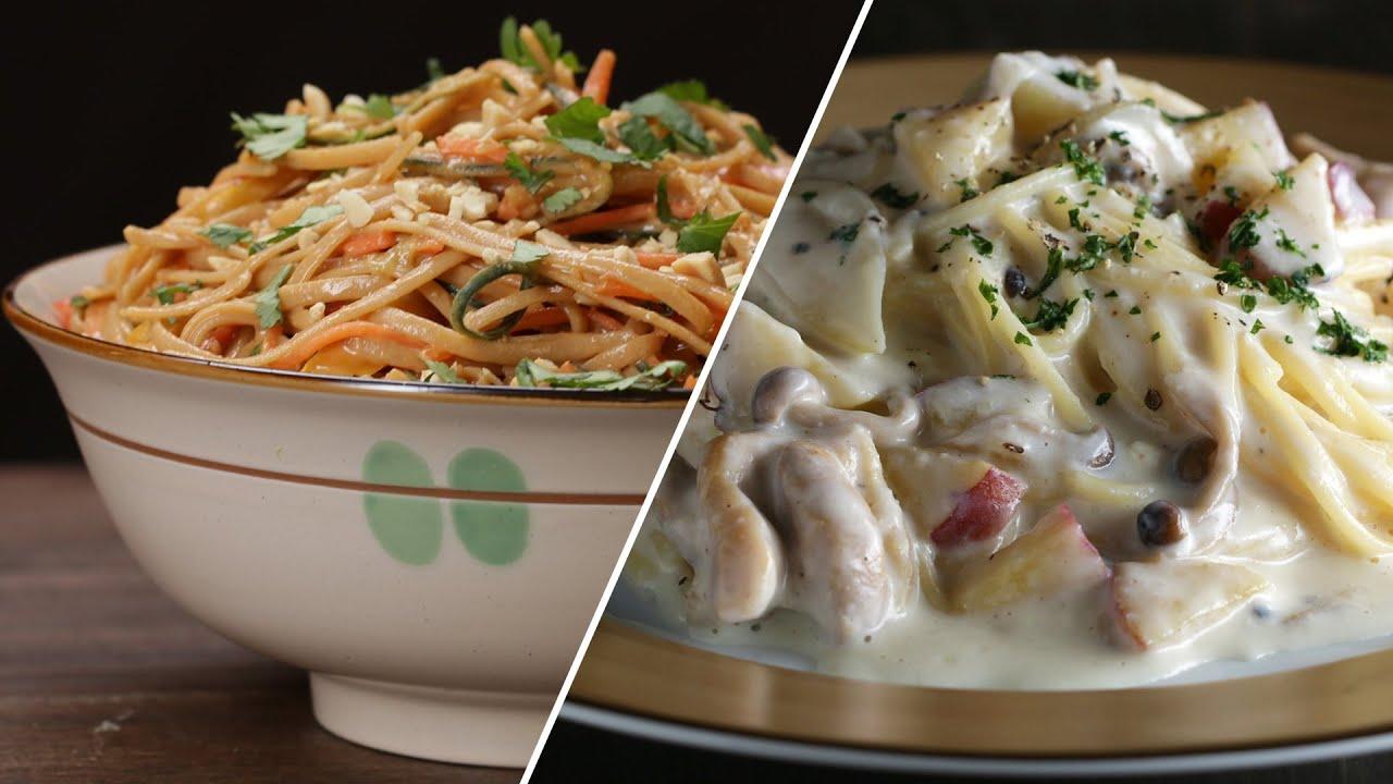 4 formas de preparar espaguetti