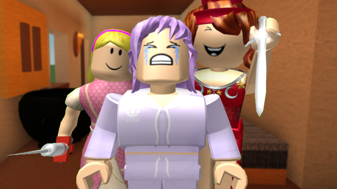 The Queen Part 4 Roblox Story Youtube