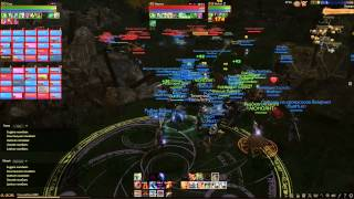 ArcheAge калеиль БХ vs домики /69/ альянс теней