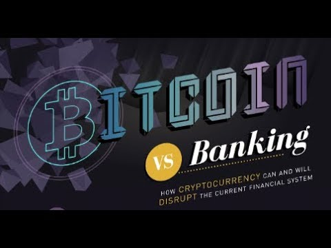 Bitcoin Is A Growing Threat To The Global Monetary Banking System