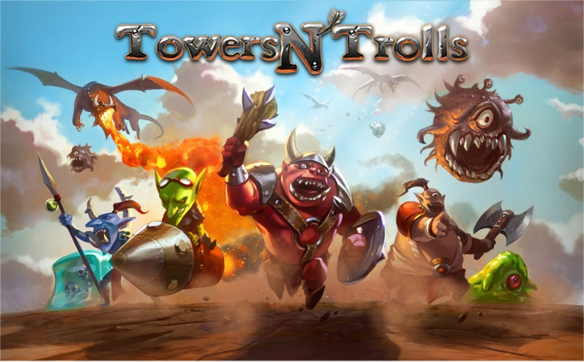���� Towers N' Trolls v1.6.3 ����� ����� (����������)